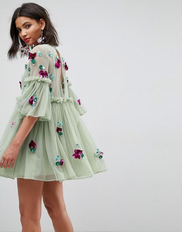 vestidos para las invitadas de otoño | a todo confetti - blog de