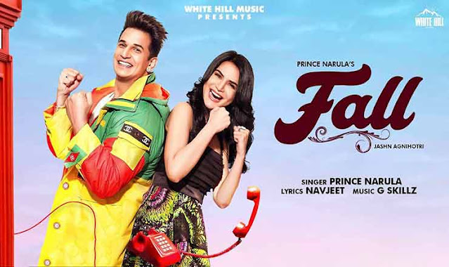 Prince Narula Fall Lyrics