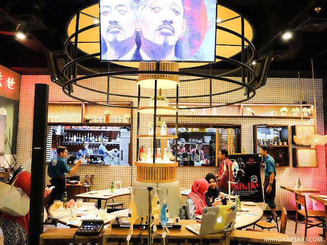 Review Gyoza Bar Summarecon Mal Serpong, Tangerang