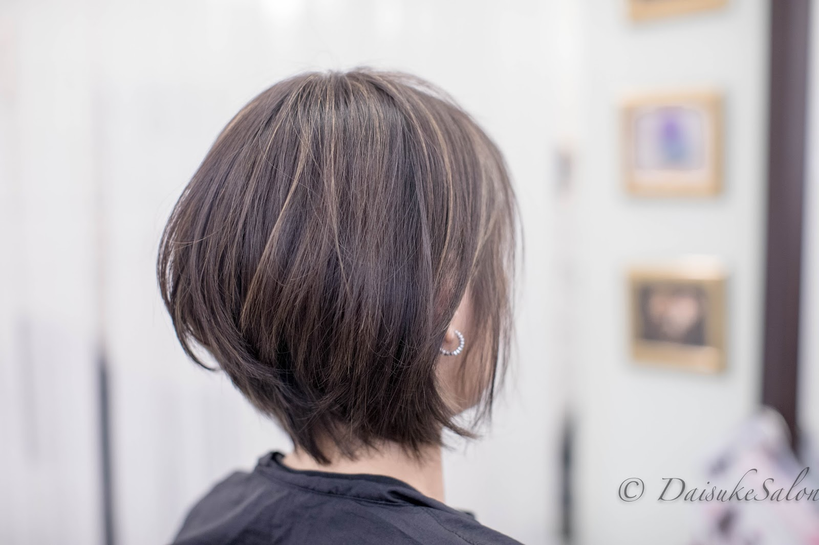 Welcome Japanese Air Wave Perm Lowlight Highlight And Base Colour