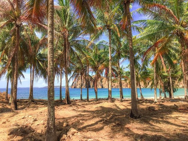 Bai Om - Bai Rang beach.
