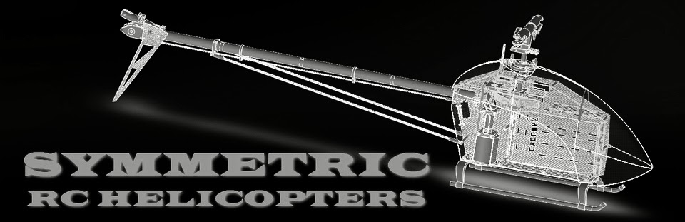 SYMMETRIC RC HELICOPTERS