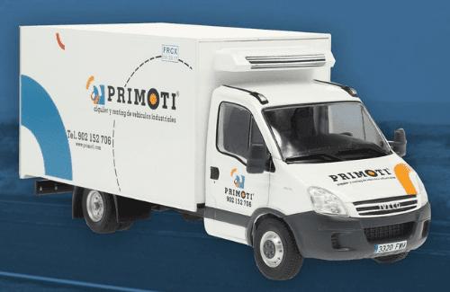 Iveco Daily 2006 Primoti vehiculos de reparto y servicio