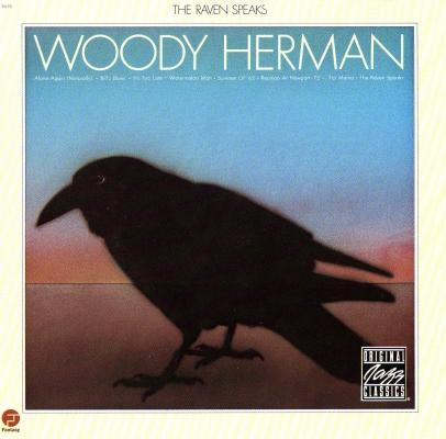 Woody Herman - The Raven Speaks (1972, Jazz)
