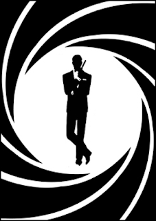 James Bond SIlhouette