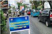 6.608 Pelanggar Lalulintas Terjaring Operasi Patuh