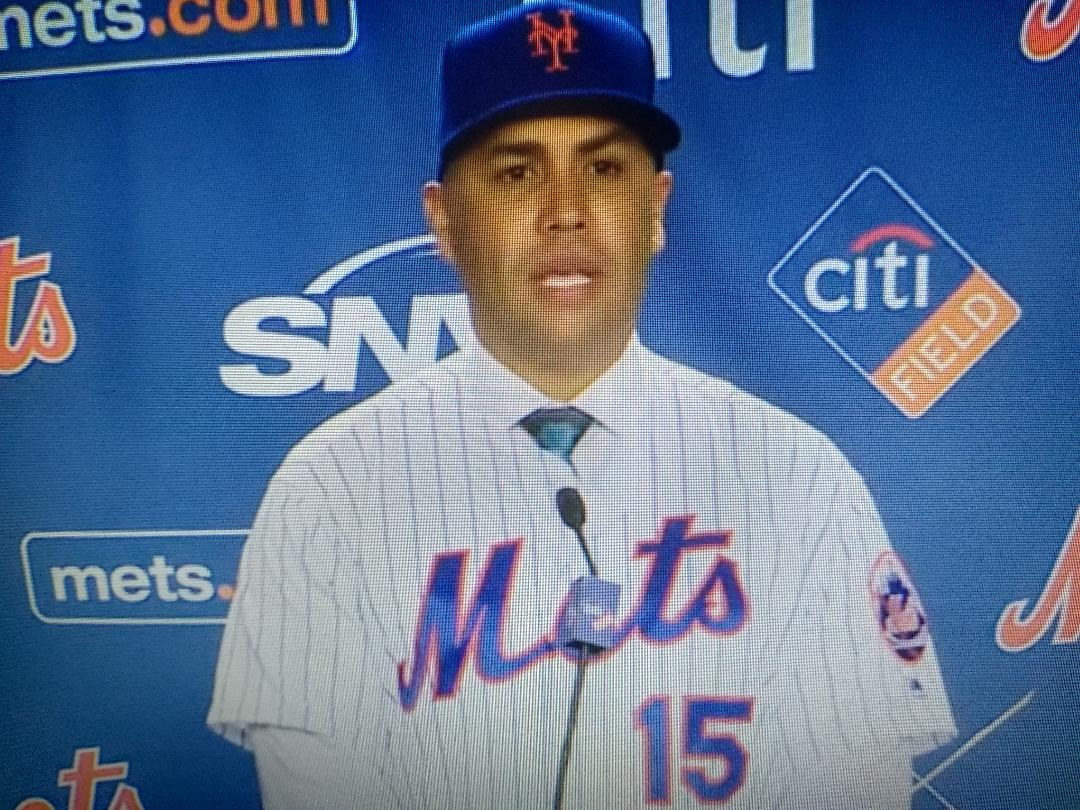 The Last Tradition Video Carlos Beltran Is Introduced To