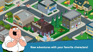Family Guy The Quest for Stuff Mod Apk free shopping