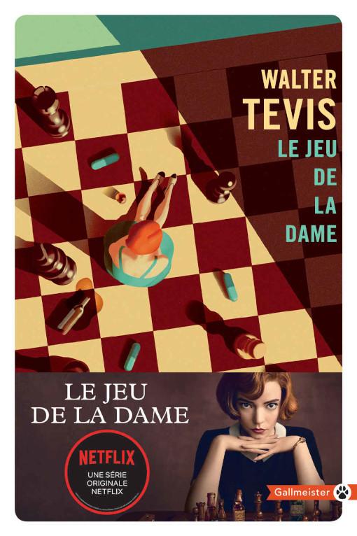 Devant le succès de la série Le Jeu de la dame, adaptation du roman de Walter Tevis, Gallmeister a avancé la sortie du livre