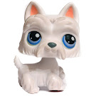 Littlest Pet Shop Singles Scottie (#24) Pet