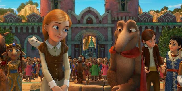 """Cine Gloob exibe o filme inédito """"O Reino Gelado 2"""" e mais de 30 filmes em outubro"""