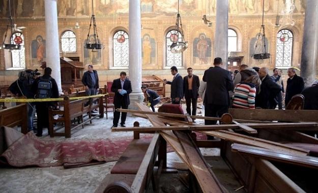 Με αίμα χριστιανών έβαψε ο ISIS την Κυριακή των Βαΐων στην Αίγυπτο