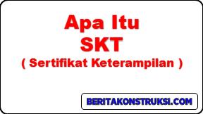 Sertifikat Keterampilan (SKT)