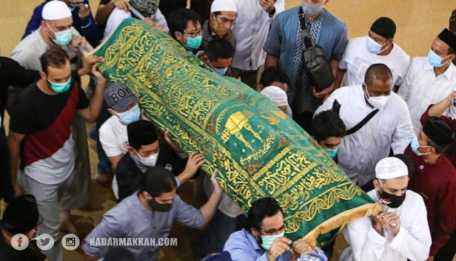 Ya Allah, Syekh Ali Jaber Meninggal Dunia