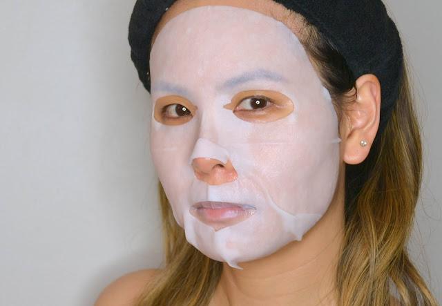 Dr. Belmeur Cica Peptide Intensive Face Mask