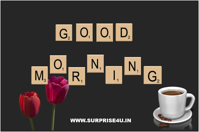 100+ Latest Good Morning Msg - By Surprise4u