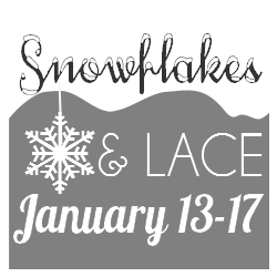 Snowflakes and Lace