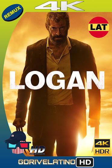 Logan (2017) BDRemux 4K HDR Latino-Ingles MKV