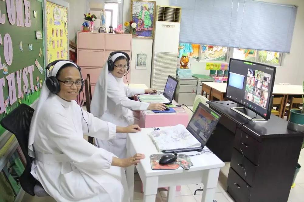 Teachers from DML Montessori