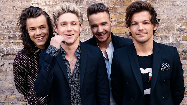 Lirik Lagu Last First Kiss ~ One Direction