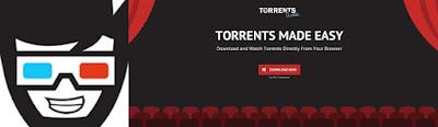 Aunque Puedes Poner en Riesgo tu Privacidad, Torrents Time te Ofrece poder ver de Inmediato tu Series y Películas Favoritas