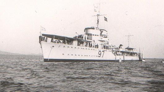 22 April 1941 worldwartwo.filminspector.com Greek destroyer Hydra