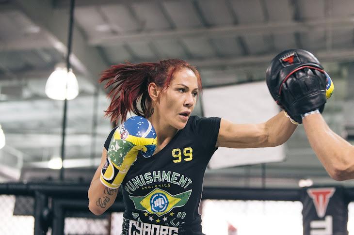 Cris Cyborg Signs With Bellator