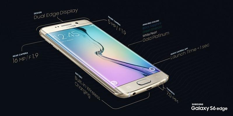 Daftar Harga Dan Spesifikasi Hp Samsung S6 Edge Green Emerald 128 Gb