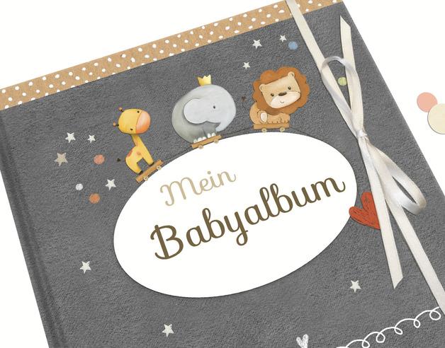 Stadtlandeltern - Babyalbum - Pipapier - Gewinnspiel