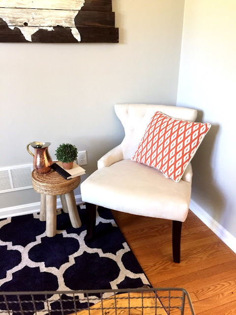 home office accent chair