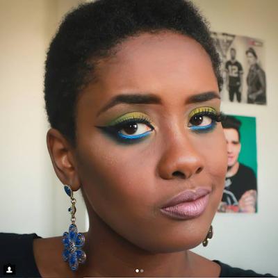 Maquiagem para a copa 2018: Cris Vieira Maquiadora