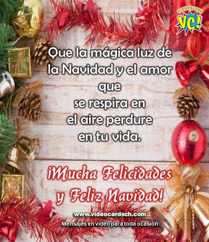 Felicitaciones De Navidad Para Compartir Mensajes De