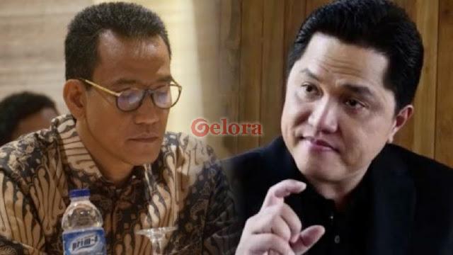Copot Refly Harun, Erick Angkat Komisaris Baru Pelindo I Termasuk Timbo Siahaan