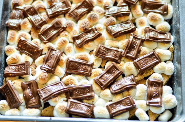 Easy Peasy S'mores Brownie