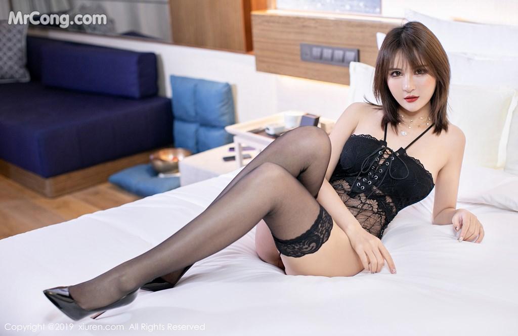 Image XIUREN-No.1437-SOLO-MrCong.com-010 in post XIUREN No.1437: SOLO-尹菲 (57 ảnh)