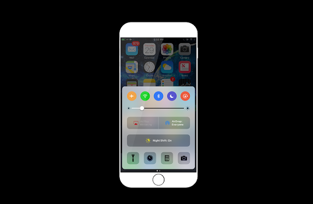 Cream 2 for iOS 10 is a fantastic jailbroken cydia tweak which lets you customized the color of ControlCenter toggles as well as the glyph color of AirDrop, AirPlay and Night Shift buttons