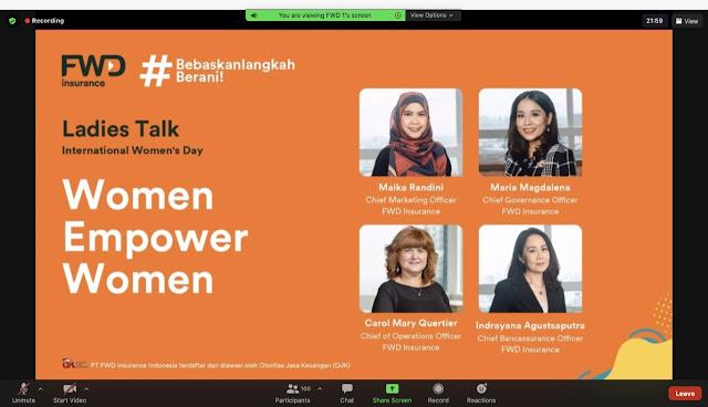 Perempuan Hebat di Jajaran FWD