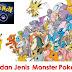 Ini Dia 18 Tipe dan Jenis-Jenis Monter Pokemon Go