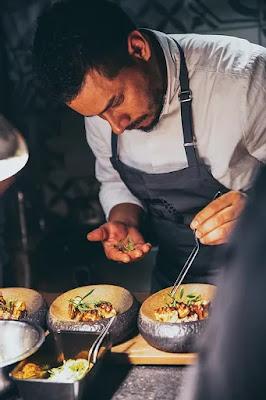 Chef Fernando Martínez Zavala, Restaurante Migrante