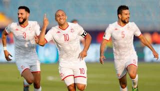 مشاهدة مباراة تونس وموريتانيا