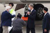 Tiga Mantan Pejabat AS Bertolak ke Taiwan, di Tengah Ketegangan dengan China