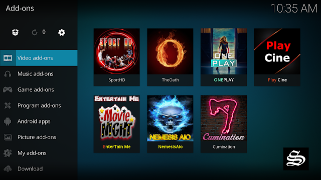 kodi-19-matrix-add-ons