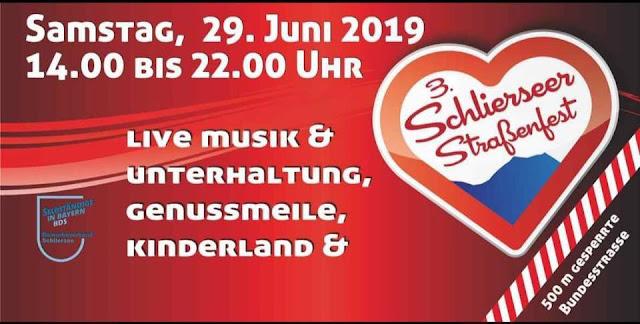Horseboxbar, Festival, Strassenfest, Live Musik, Schliersee, Juni, 2019, 4 Gin & Drinks