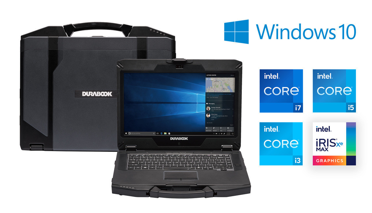 Durabook all-new laptop - ultimate mobile computing experience