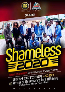 Organizers Postponed Shameless 2020, Draft Out New Date