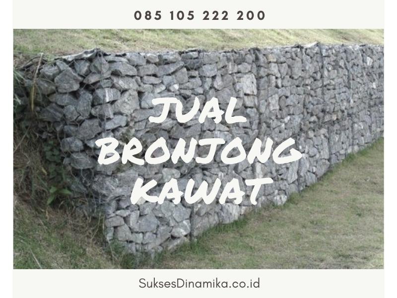 Jual Kawat Bronjong Sungai Pasuruan,bronjong kawat pabrikasi manual jual harga murah pabrik