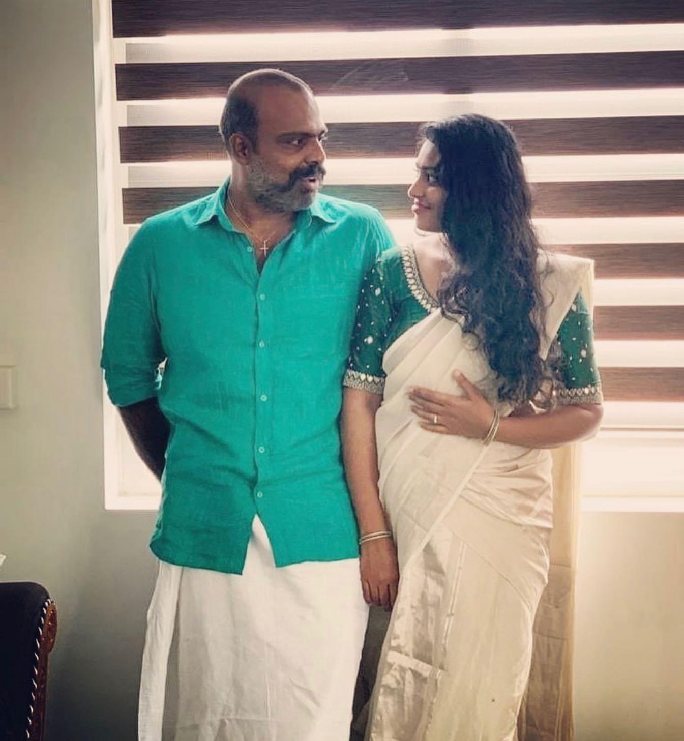 Chemban Vinod Marriage