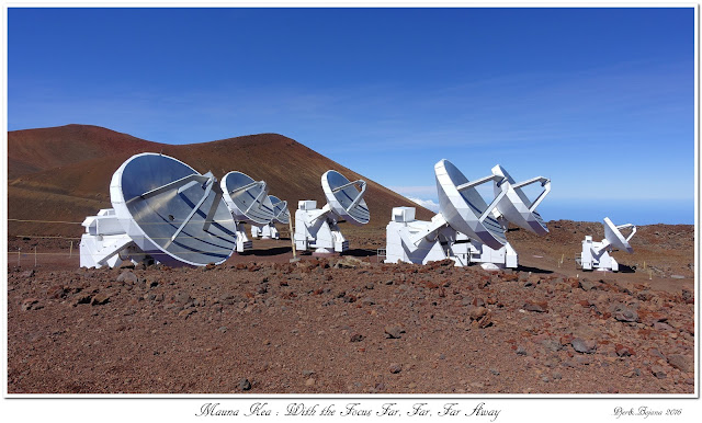 Mauna Kea: With the Focus Far, Far, Far Away