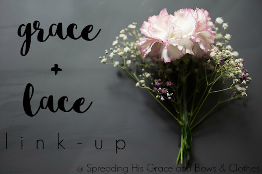 BUSY & Grace + Lace Link Up