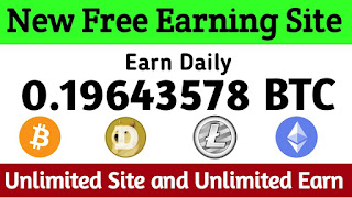 High paying free Bitcoin earning site 2020